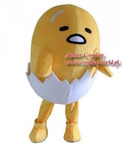 Strój chodzącej maskotki - Jajko Wielkanocne