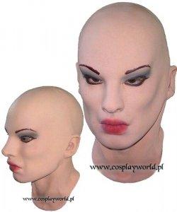 Maska lateksowa - Emily