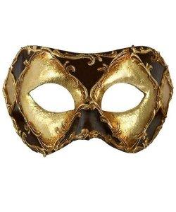 Maska wenecka - Colombina Scacchi II