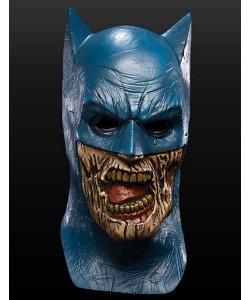 Maska lateksowa - Batman Black Lantern