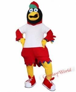 Strój chodzącej maskotki - Kurczak Oferma