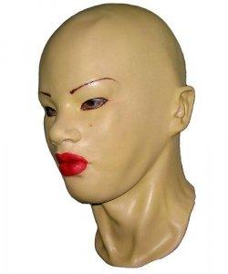 Maska lateksowa - Azjatka