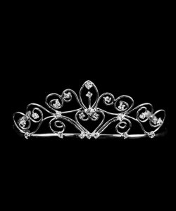 Diadem - Królowa Balu