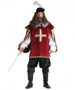 Kostium teatralny - Muszkieter Kardynała