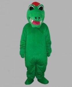 Strój chodzącej maskotki - Krokodyl 5