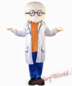 Strój chodzącej maskotki - Doktorek