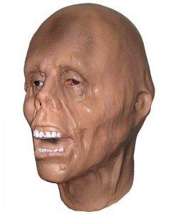Maska lateksowa - Mumia Jasona