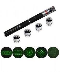 Ghost Hunters - Wskaźnik laserowy z kalejdoskopowymi głowicami