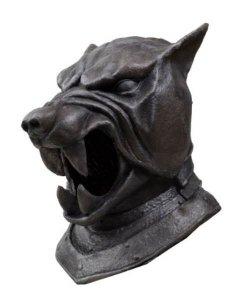 Maska lateksowa - Gra o tron Hełm Ogar