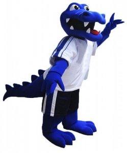 Strój chodzącej maskotki - Krokodyl 10