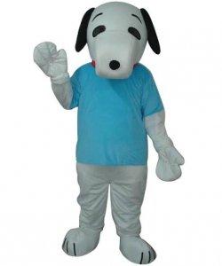 Strój chodzącej maskotki - Pies 17