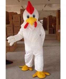 Strój chodzącej maskotki - Kurczak Wielkanocny 3
