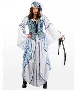 Kostium teatralny - Młoda Piratka