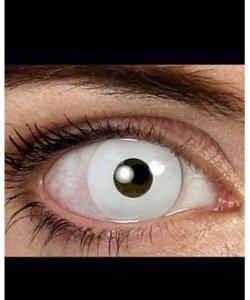 Szkła kontaktowe - Zombie