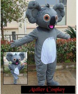 Strój chodzącej maskotki - Koala 3