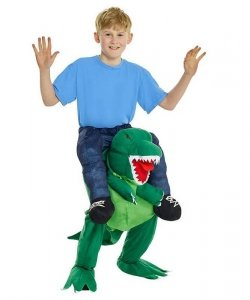 Kostium dla dziecka Carry Me - T-Rex