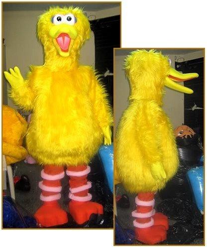 Strój reklamowy - Big Bird