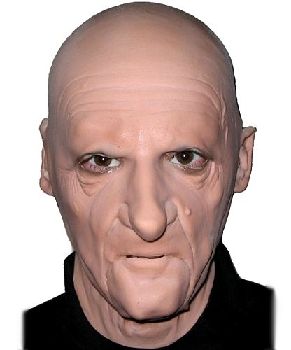 Maska lateksowa - Walter