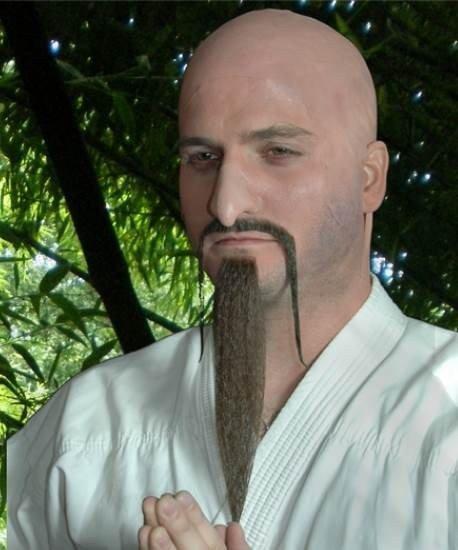 Sztuczny nos Mistrz Zen