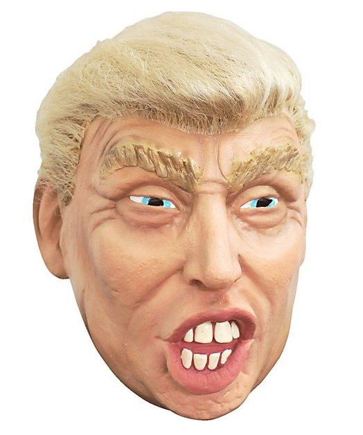 Maska lateksowa - Donald Trump