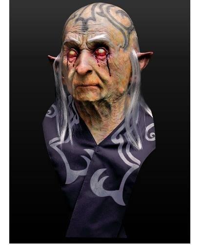 Maska lateksowa - Czarnoksiężnik