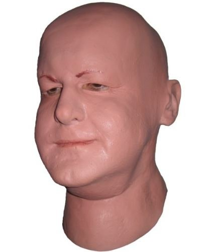 Maska lateksowa - Nauczycielka