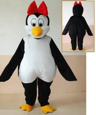 Strój reklamowy - Pingwinka