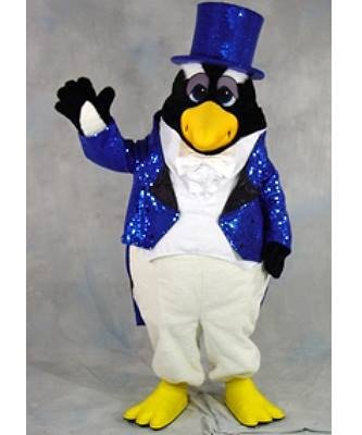 Strój reklamowy - Pingwin Wodzirej
