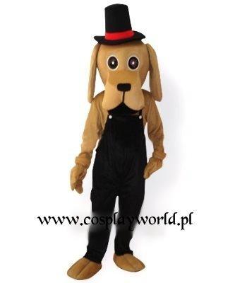 Strój reklamowy - Pies w kapeluszu