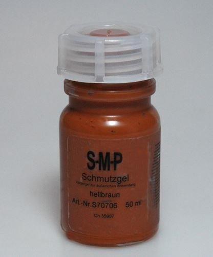 Sztuczne błoto - Schlammgel 50 ml