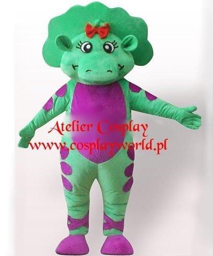 Strój reklamowy - Dinozaur Girl