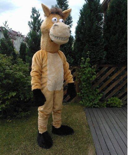 Strój reklamowy - Koń