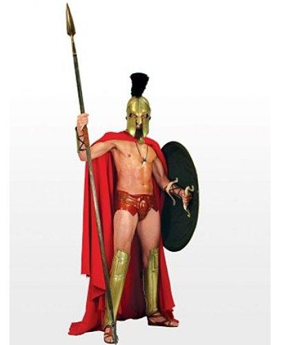 Kostium antyczny - Spartanin z filmu Franca Millera 300