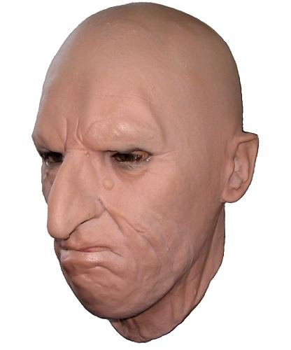 Maska lateksowa - Dziadek Votruba
