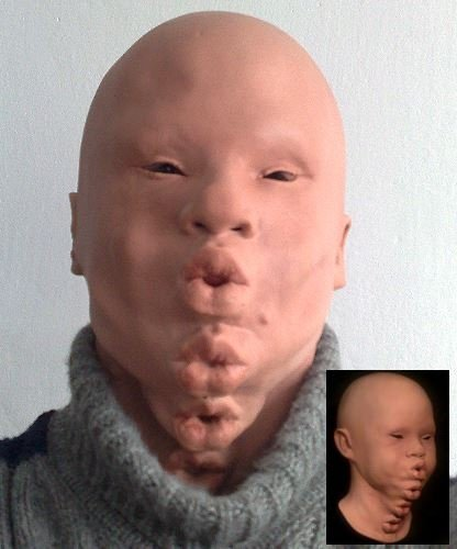 Maska wenecka - H.R.G. LITL