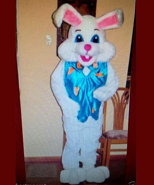Strój reklamowy - Zając Wielkanocny IX