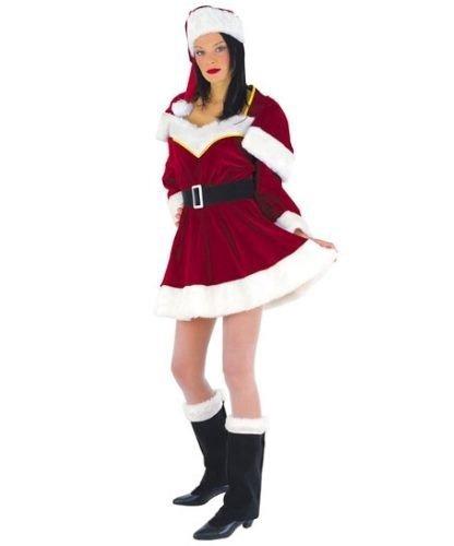 Kostium świąteczny - Miss Santa II