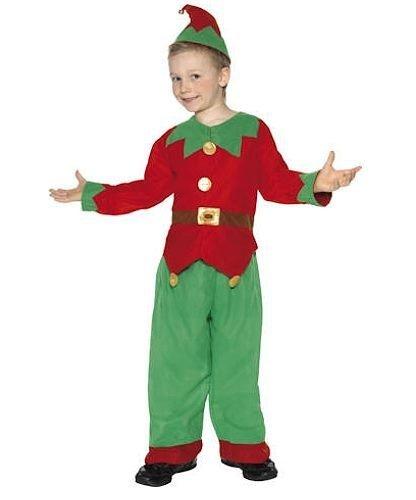 Kostium dla dziecka - Elf (3-5 lat)