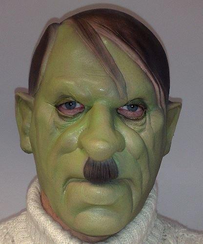 Maska lateksowa - Zombi Adolfo