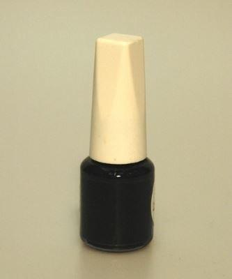 Lakier do zębów - czarny 7 ml