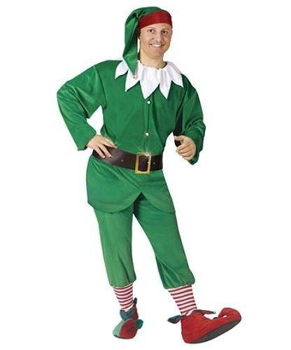 Kostium świąteczny - Zabawny elf