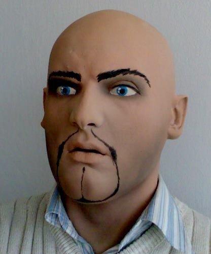 Maska lateksowa - Felix