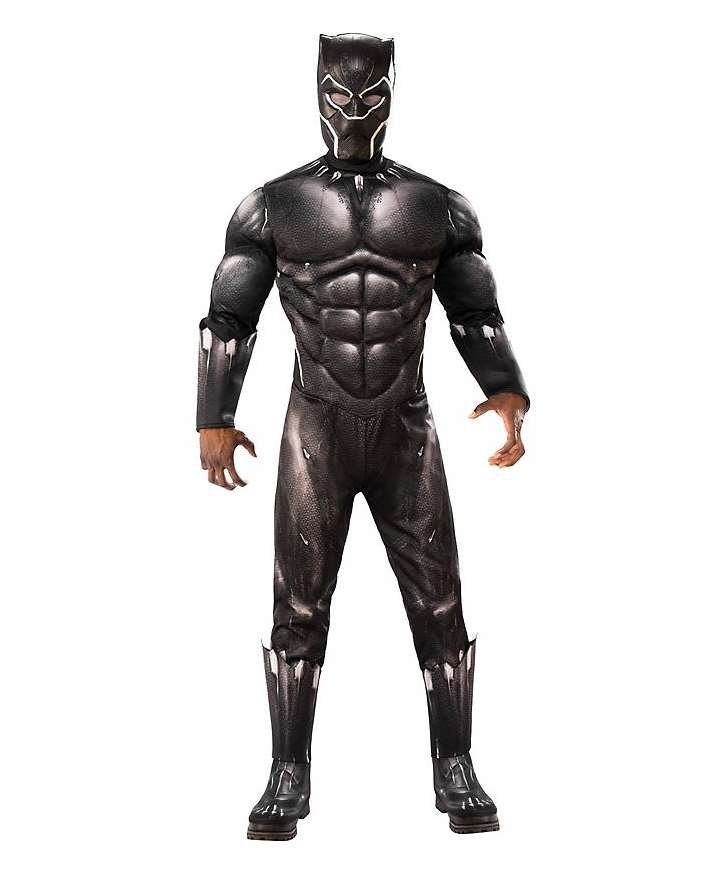 Kostium z filmu Avengers - Black Panther