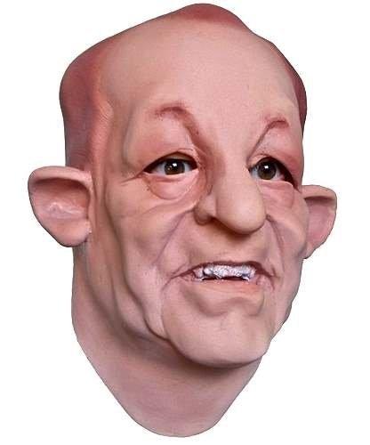 Maska lateksowa - Odźwierny Joe