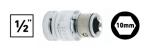 JONNESWAY Adapter Uchwyt 1/2 do bitów 6-kątnych 10mm S44H4210