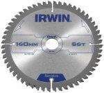 IRWIN OPP IR Piła tarczowa do aluminium ALU 160x20mm 56Z