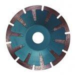 Tarcza diamentowa 125 mm do cięcia krzywizn w betonie granicie kamieniu SEV-5D segment 125 x 4x 6 x 22.2mm