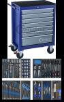 Condor Wózek narzędziowy 7 szuflad + 217 narzędzi