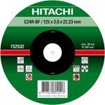 HITACHI Tarcza do cięcia kamienia 230x3x22,2mm płaska - PREMIUM