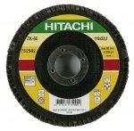 HITACHI Tarcza lamelkowa listkowa LAMELKA gr60 115x22,2mm PREMIUM